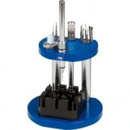 """Astuccio linea """"Jumbo"""" per bracciale 220x40 h21 mm+shopper INT. NERO"""