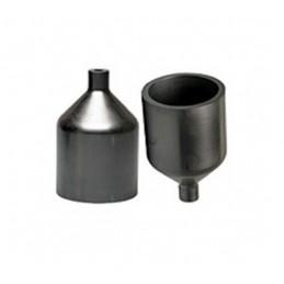 Espositore anello singolo a base quadrata 50x50 mm