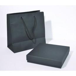 Kit 3 sacchetti base quadrata per orologi 100x100xh170mm + cuscino
