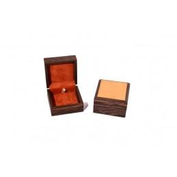 Stock di 1 rotolo 18 canali con anelline 250x750mm marrone