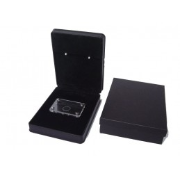 """Set da 25 Shopper """"Basic Rossa"""" piccola in carta plastificata opaca H170 P100 L115"""