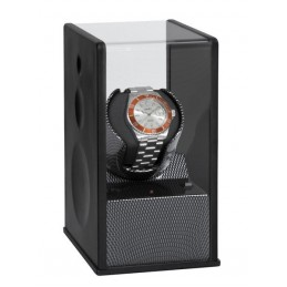 Art. WW309331 Watch winder  BECO mod. CARBONIO  per 1 orologio""