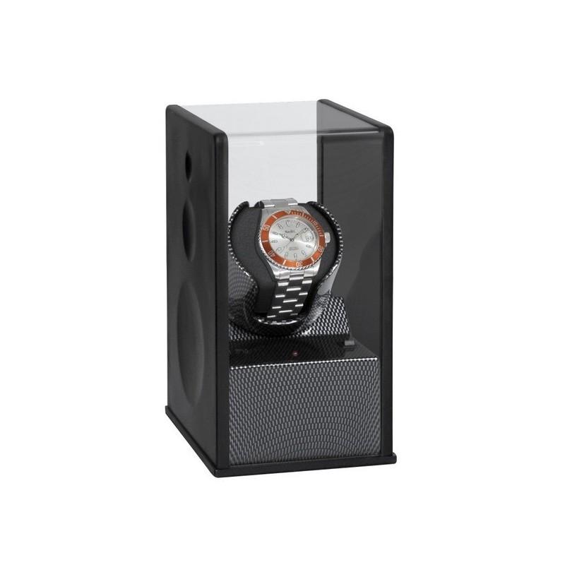 """Watch winder  Beco modello """"Carbonio""""  per 1 orologio"""