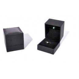 """Jewelbox """"Lux"""" for big ring 60x65 h59 mm with led inside"""