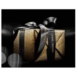 Elegante carta da regalo a rilievo Sodem - rotolo da 70cm x 100mt