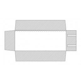 Mezzo rotolo 18 anelline per bracciali 250x500mm