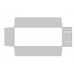 Mezzo rotolo liscio 250x500mm