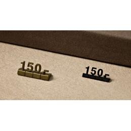 Prestige basic standard h 8mm scatola 260 pezzi