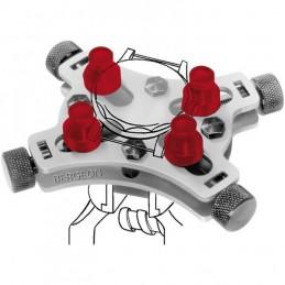 Bergeon per orologi speciali e movimenti a forma di apertura fino a 44 mm