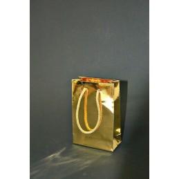 """Set di 20 shopper """"Gold"""" H160 P53 L108 mm"""
