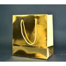 """Set di 20 shopper """"Gold"""" H215 P103 L200 mm"""