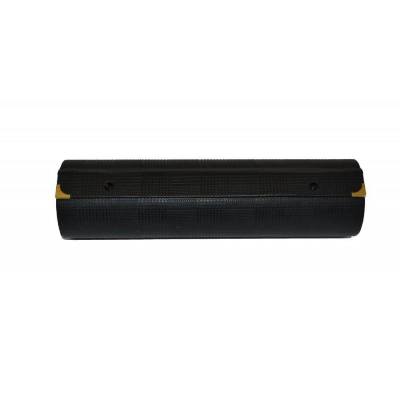 Tubo rigido grande con 1 supporto  300x80 mm