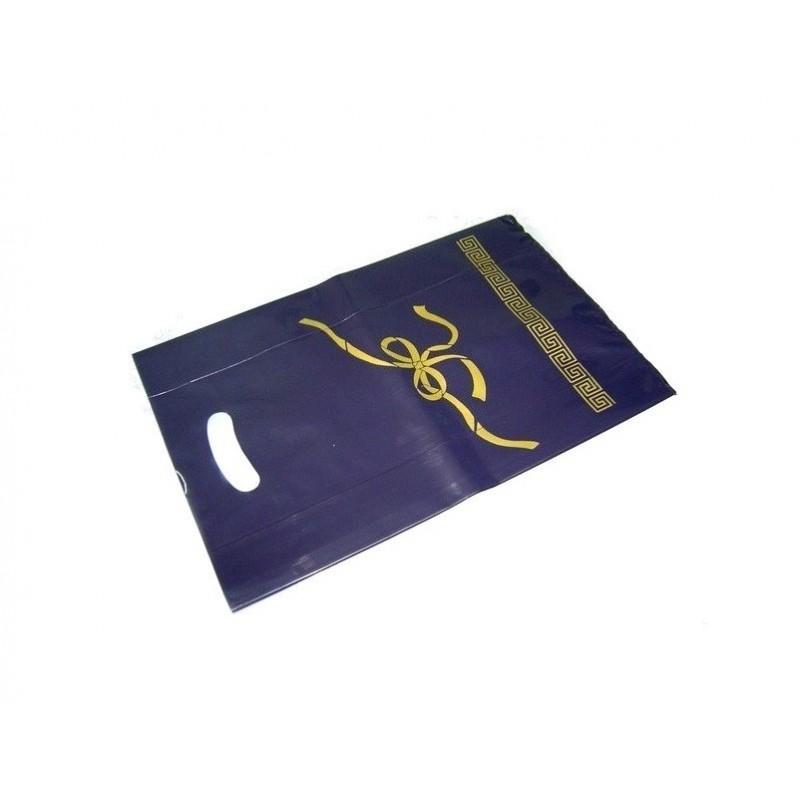 Shopper plastica per articoli da regalo 395x260 mm - 50 circa