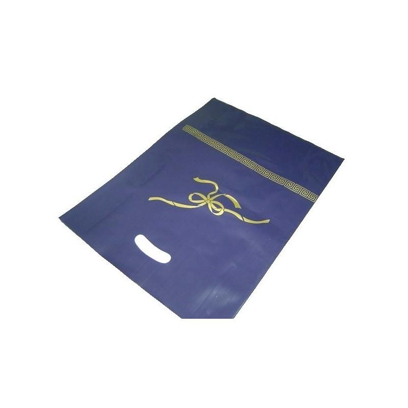 Shopper plastica per articoli da regalo 685x515  mm - 18 circa