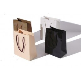 "Set di 20 shopper ""Lux"" h 160x70x130 mm"