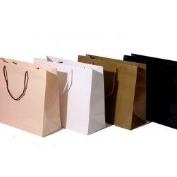 "Set di 20 shopper ""Lux"" h 280x125x340 mm"