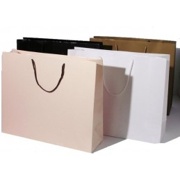 Set di 20 shopper lux h 350x125x420 mm