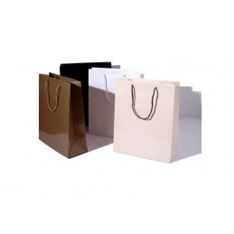 "Set di 20 shopper ""Lux"" h 300x100x240 mm"