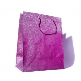 Set di 10 shopper glitter 280x145Xh340 mm