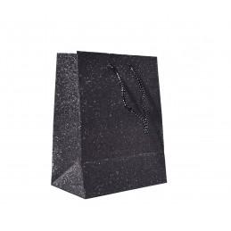 Set di 10 shopper glitter 220x125Xh260 mm