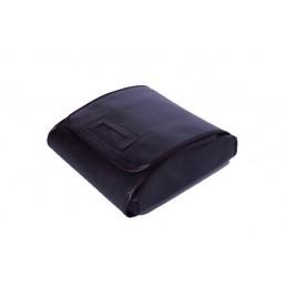 Portaparure con 10 schede rigide asportabili 18x18 cm