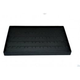Tray premier serie with cut for 40 pairs ear.40x25h3cm