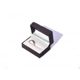 """Estuche linea """"Germania"""" para anillos de boda 75x50xh34 mm"""