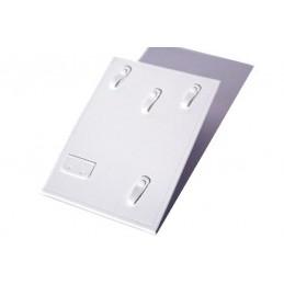 Rectangular parure set display pad