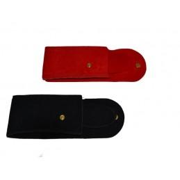 Tasca per orologio bottone 140x70mm + soffietto 15 mm - 10 pezzi