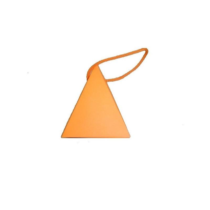 """Linea """"Piramide"""" piccola in cartoncino 55x55 h60 mm -10 pezzi"""