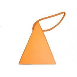 """Linea """"Piramide"""" grande in cartulina 70x70h80mm - 10 uds"""