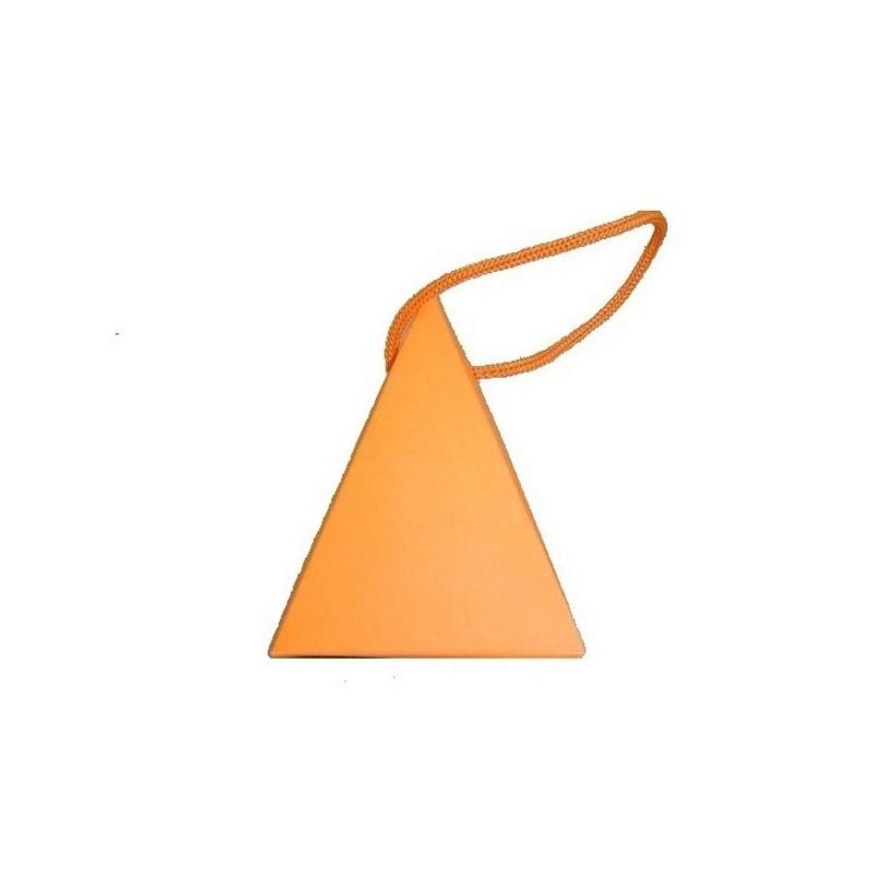 """Linea """"Piramide"""" grande in cartoncino 70x70 h80 mm -10 pezzi"""