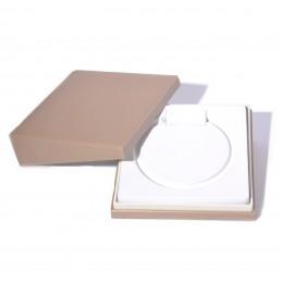 "Astuccio ""Deluxe"" per perle 165x165 mm"