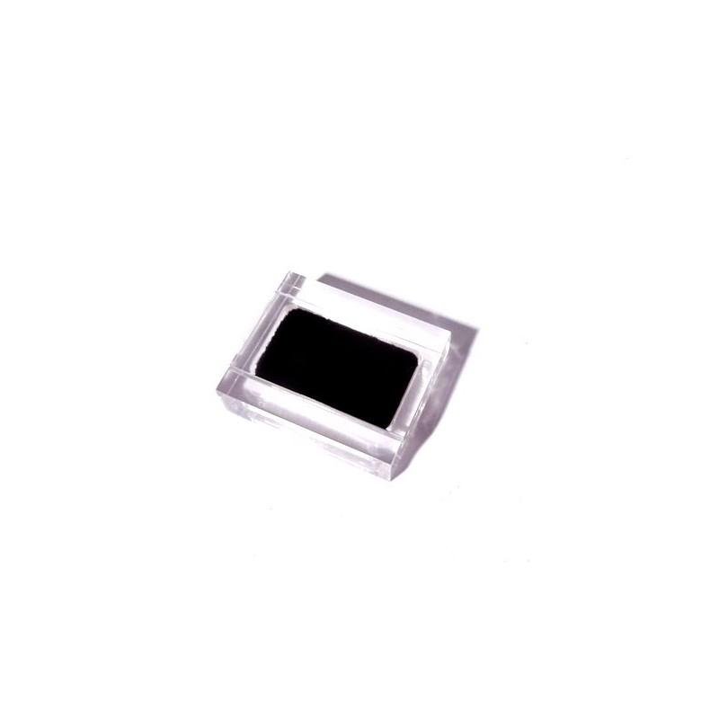 Blister trasparente per pietra preziosa/diamante 55x45h15 mm