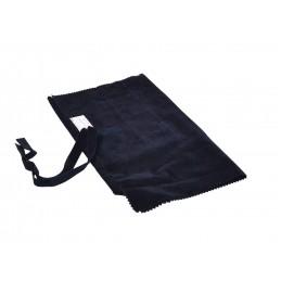 Custodia per posate singola grande 12 posate tavola (es. forchette e coltelli)  blu