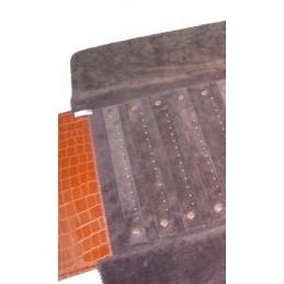Mezzo rotolo 6 strisce staccabili con bottoni