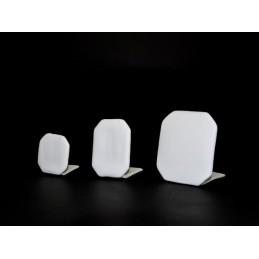 Espositori esagonali tagli per orecchini 3 misure (35x35-40x50-55x60)