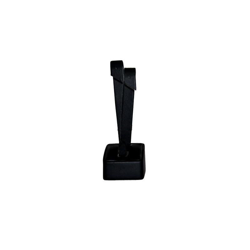 """Display """"stelo"""" premier serie for 1 pair of earrings + 1 ring  h 11cm"""