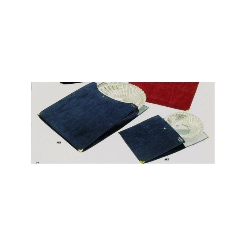 Tasca per argenti con soffietto 80x100x100 mm