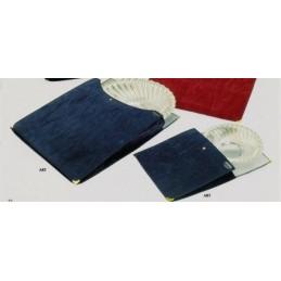 Tasca per argenti con soffietto 80x150x150 mm