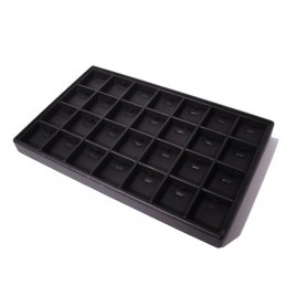 Trays with 28 squares with...