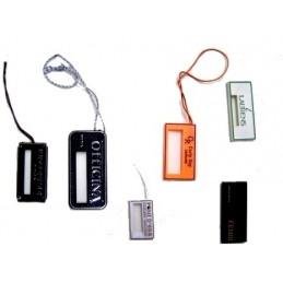 Etichette in plastica personalizzate per orologi - 3000 pezzi