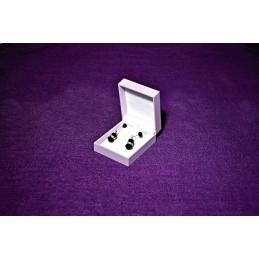 """Astuccio """"Purple"""" per pendenti 69x81 h33 mm"""