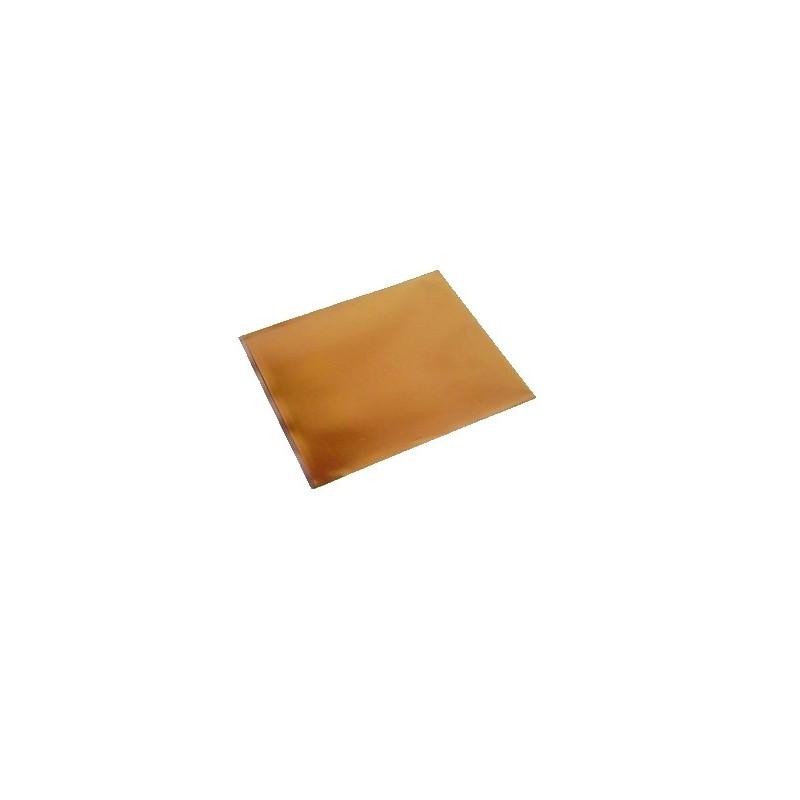 Confezione 50 bustine metallizzata da regalo 80x95 mm col. oro