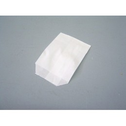 White paper bags 60x80 mm - set of 100 pieces