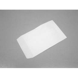 White paper bags 80x120 mm - set of 100 pieces