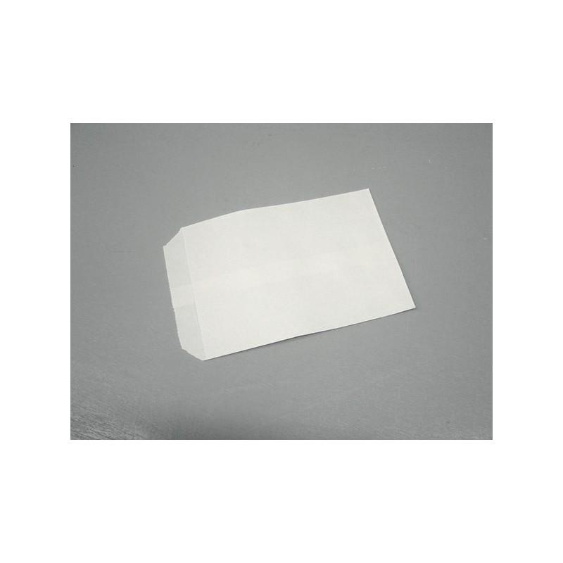 Sacchetto in carta bianca 90x130 mm - confezione 100 pezzi