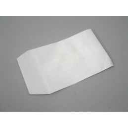 White paper bags 100x150 mm - set of 100 pieces