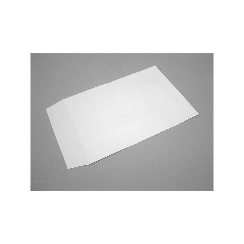 Sacchetto in carta bianca 130x180 mm - confezione 100 pezzi