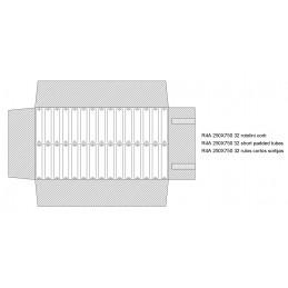 Rotolo 32 rotolini corti 250x750 mm